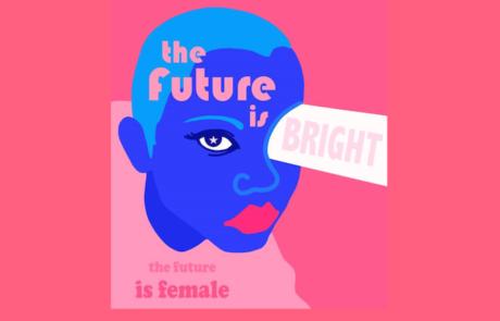 future is female long 3